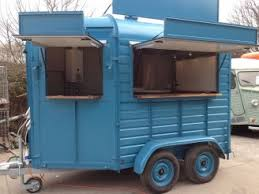 Catering Van Conversion Horse Box Burger Street Food
