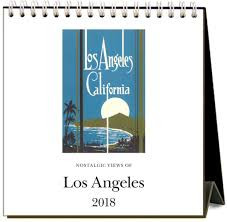 Easel Desk Calendar 2018 by Well Wreapped Found Image Press Los Angeles 2018 Easel Desk