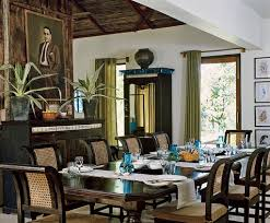 Colonial Style Safari Camp Near Pench National Park In India Architectural Digest