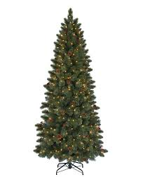 9 Ft Flocked Pre Lit Christmas Tree by 9 Ft Cashmere Christmas Tree With Clear Lights Christmas Tree Market