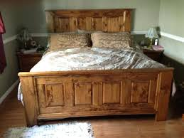 homemade king size bed frame u2013 tappy co