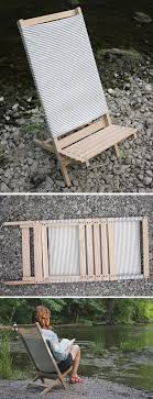 100 Printable Images Of Wooden Folding Chairs DIY CampBeach Chair DIY Crafts Beach Chairs Diy Chair