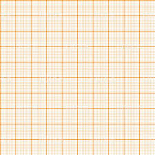 100 Millimeter Design Vector Graph Paper Seamless Pattern Stock