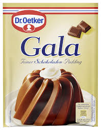 dr oetker gala pudding pulver schokolade 10er pack 10 x 3 x 50g