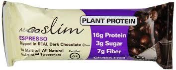 NuGo Slim Espresso Plant Protein