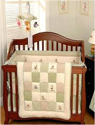 theme for baby bedding with winnie the pooh crib bedding and baby