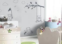 papier peint chambre b b mixte papier peint chambre bebe rideaux chambre fille 3 chambre