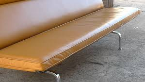 Eames Compact Sofa Herman Miller by Charles Eames Sofa Compact For Herman Miller U2014 Service Brown