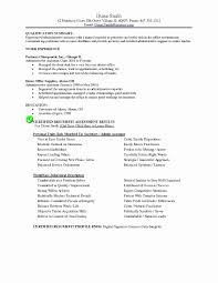 Administrative Assistant Resume Summary Elegant 53 Best Sample Format