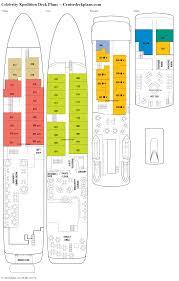 celebrity xpedition deck plans diagrams pictures video