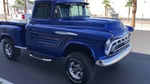 100 Custom Truck Las Vegas 1957 Chevrolet 4x4 Custom Truck At Celebrity Cars YouTube
