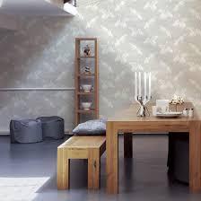 a s création vliestapete linen style tapete mit vögeln grau weiß