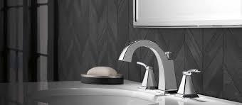 Delta Trinsic Roman Tub Faucet by Flynn Bathroom Collection Delta Faucet