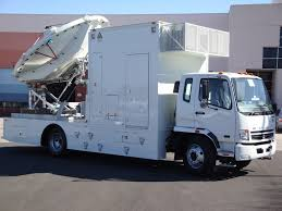 Mobile Satellite/Communication Vehicles - Rolltechs Specialty Vehicles Sallite Truck Wikipedia Parked Truck Transmits Breaking News Events To Orbiting Local Station Charleston South Carolina Hurst Uplink Youtube Sis Live Delivers Sallite To The British Army Svg Europe Washington Dc Usa With Dish Eyewitness Capitol Uplink Cbc History Fully Redundant Ku Band Hd Sng Dsng Outside Broadcast Time Warner Ny1 2015 New York Yankee Flickr Amazoncom Hess 1999 Toy And Space Shuttle Mayweatherpacquiao Match Powered By Ericsson Compression Tvbeurope