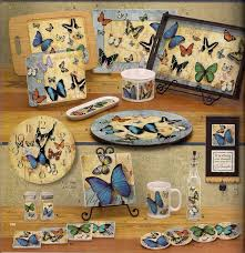 Butterfly Kitchen Decor Themes