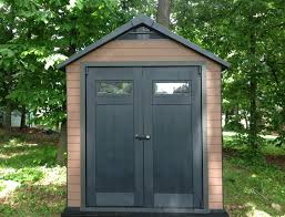 Suncast Garden Shed Taupe by Decorating Interesting Keter Shed For Modern Outdoor Design
