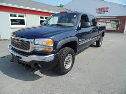 100 Gmc C4500 Truck 2006 Used GMC Sierra 2500HD SLT At Dave Delaneys Columbia Serving