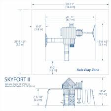 Diy Swing Set Dimensions