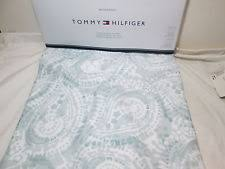 Tommy Hilfiger Curtains Mission Paisley by Tommy Hilfiger Paisley Curtains Drapes U0026 Valances Ebay