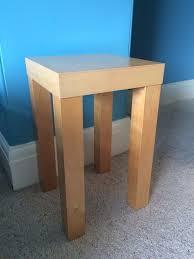 Lack Sofa Table Birch by Ikea Lack Side Table In Birch Veneer In Sheffield South
