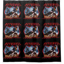 Checkered Flag Curtains Uk by Checkered Flag Shower Curtains Zazzle
