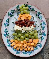 This Recipe For An All Kinds Of Festive Christmas Tree Fruit And Cheese Platter Is So Easy That It Almost Doesnt Seem Fair To Use The Word When