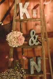 Vintage Fall Barn Wedding Ideas Latter For Display