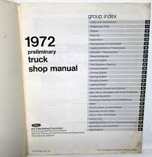 1972 Ford Truck Shop Service Manual Set Original Pickup H/D Bus F ... 1956 Ford F100 Street Rod 466 Cu Inch Purple Ford Truck Modification Ideas 89 Stunning Photos Design Listicle Pics Of Lowered 6772 Trucks Page 21 16 Crew Cab Google Search Vintage Truckdomeus Image Result For Fire Interior 164 M2 Machines Trucks 72 F100 Custom 4x4 Diecastzone