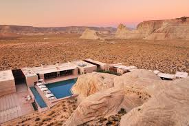 100 Amangiri Hotel Utah BETWEEN A ROCK AND A HOTEL DESERT DAYS AT AMANGIRI PURE Life