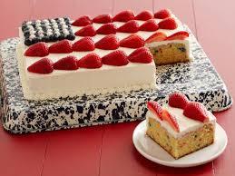 Flag Cake Recipe Food Network Kitchen