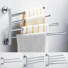 handtuchhalter schwenkbar 4 armig wand handtuchring