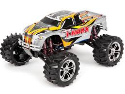 100 Truck Maxx Traxxas T Classic RTR Monster White