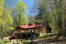 Algonquin Eco Lodge Home