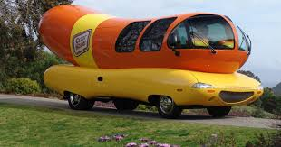 Wienermobile Rolling In To Tallahassee