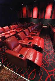Reclining Seats At The AMC Movie Theater Broadway At 84th