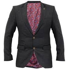 mens tweed blazer herringbone jacket coat thomson u0026 richards
