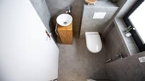 gäste wc renovieren wc sanierung mit vinyl in 5 schritten