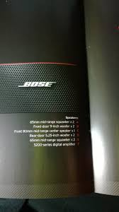 Bose On 2014+ Is Missing The Woofer. - 2004 To 2016 Mazda 3 Forum ... 2017altimabose_o Gndale Nissan How Bose Built The Best Car Stereo Again Is Making Advanced Car Audio Systems Affordable Digital Amazoncom Companion 2 Series Iii Multimedia Speakers For Pc Rear Door Panel Removal Speaker Replacement Chevrolet Silverado 1 Factory Radio 0612 Pathfinder Audio System Control Gmc Sierra Denali Automotive 2016 Cadillac Ct6 Panaray Gm Authority Bose Speakers Graysonline To Maxima Front 1995 1999
