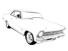 Old Classic Car Coloring Pages Color Cars Free Large Images Printable Colouring Full Size