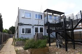 100 Living In Container Side The Cramped Shipping Containers Where Homeless