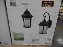 costco outdoor lighting fixtures light fixtures