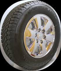 100 20 Inch Truck Rims Silverado Chrome And Tires Tires And Wheels Ebay