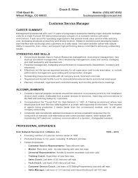Call Center Supervisor Resume Sample 2 Customer Service