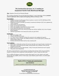 6 Resume Samples For Warehouse Jobs