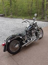100 Harley Davidson Lounge Chair EBay 2003 Softail 2003 FatBoy Harleydavidson