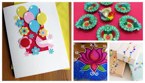 Kids Diwali Art And Craft Activities Fun
