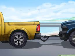 100 How To Tow A Truck To Fit A W Bar To Your Car 13 Steps With Pictures