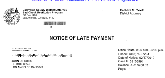 Debt Collectors Paying To Use Prosecutors Letterheads To Get People
