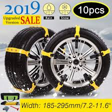 100 Truck Tire Chains For Sale Amazoncom Snow Car Anti Slip Adjustable Anti