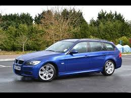 View of BMW 320i Touring M Sport s video features and